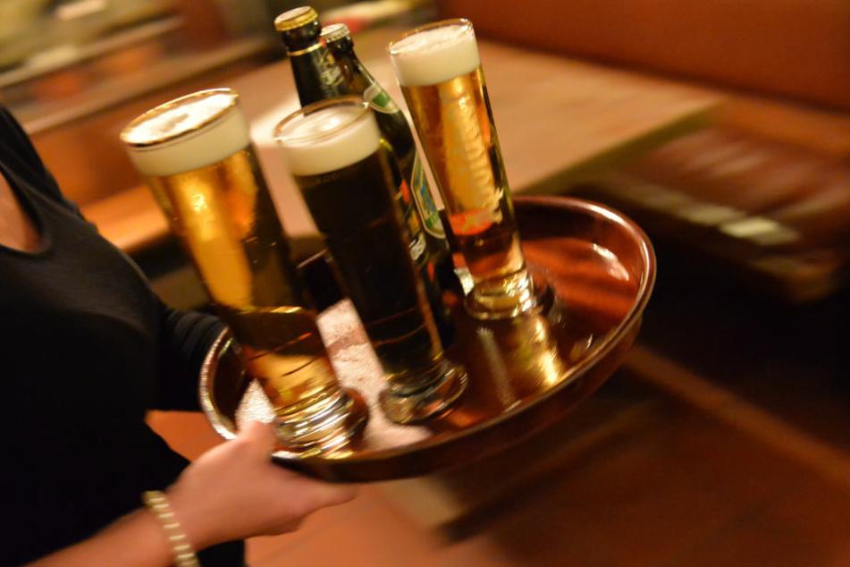 Deutschland liegt im europäischen Vergleich auf Platz drei der Biertrinker-Nationen. (Symbolbild)