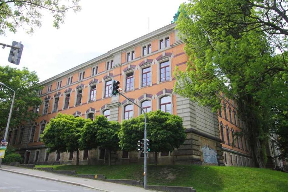 Ab Sommer 2018 soll das Gymnasium Plauen saniert werden - wenn schnell genug  geplant wird.