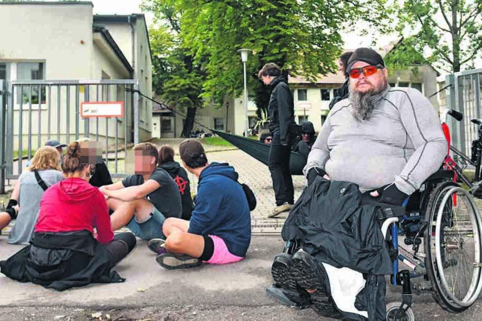 "Dresden: Empörung: Obdachlose sollen in Dresden einfach ""abgeschoben"" werden"