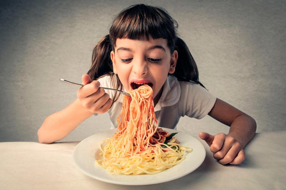 Früh übt sich das Bewusstsein für die Wertschätzung von Lebensmitteln.