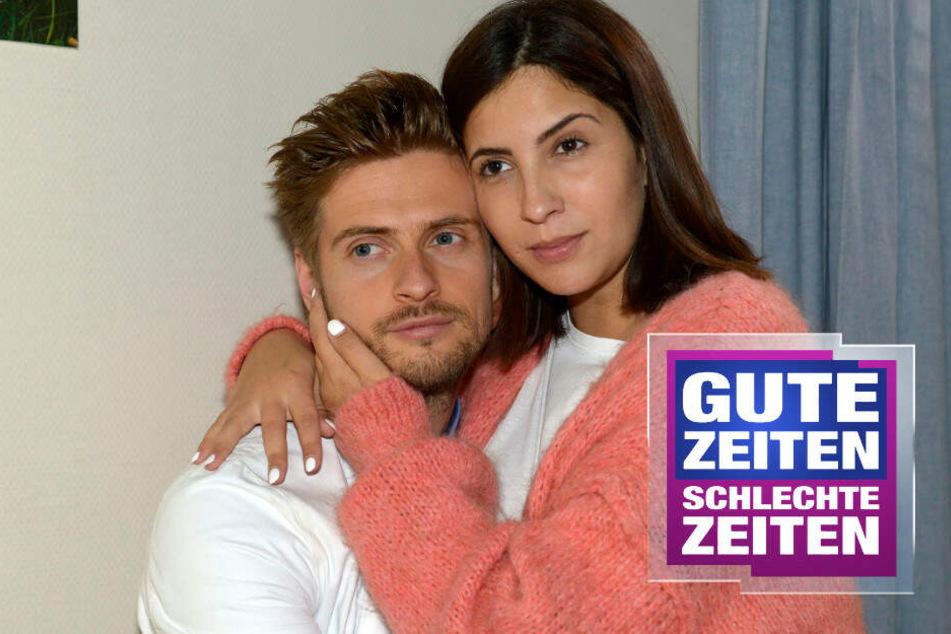 Liebes-Aus zum Abschied: GZSZ-Fans enttäuscht