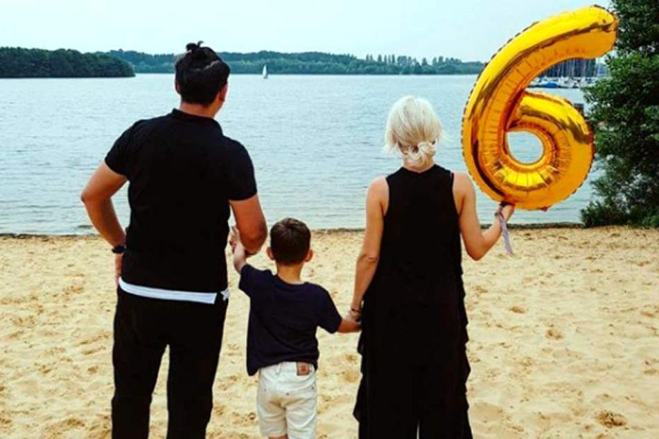 Gerade erst feierte Nikolas seinen sechsten Geburtstag.