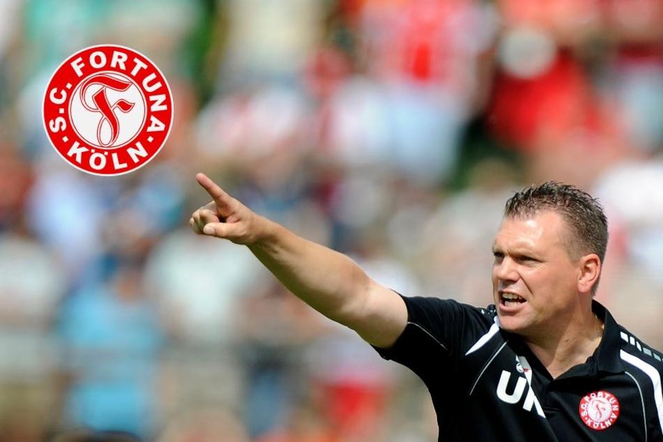 Schock für Fortuna Köln: Vertrag mit Trainer Koschinat aufgelöst!