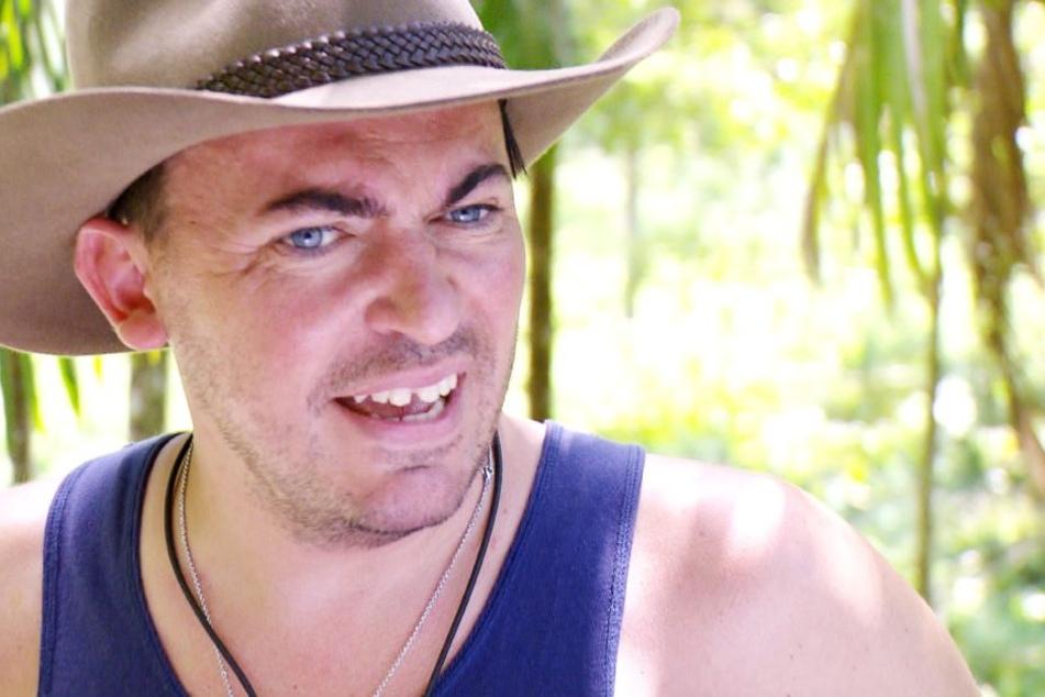 Matthias musste bisher alle Dschungelprüfungen absolvieren.