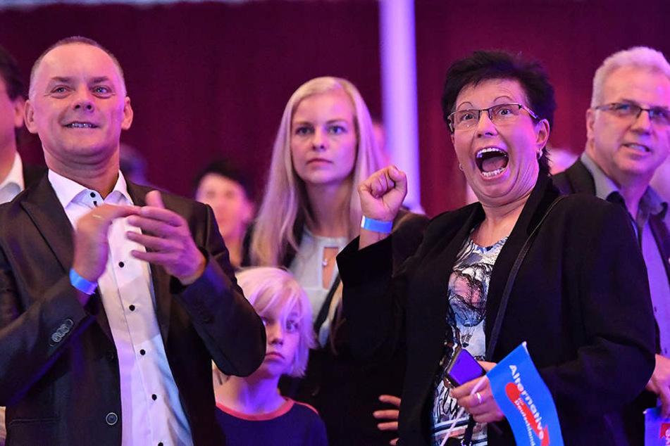 Liveticker: CDU und AfD stärkste Parteien in Thüringen