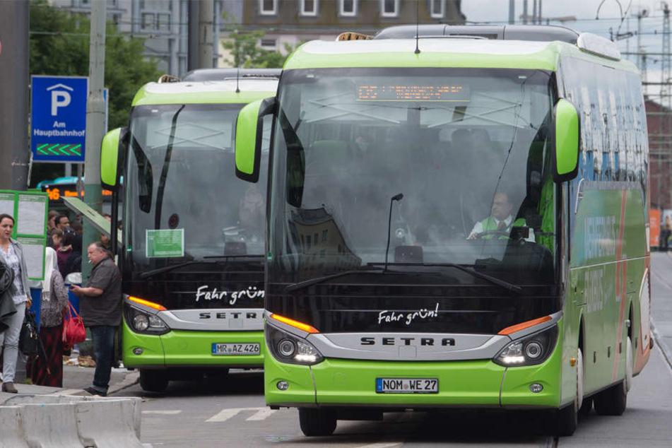 In Großstädten rücken Busbahnhöfe in den Fokus von FlixBus: Neubau oder Ausbau.
