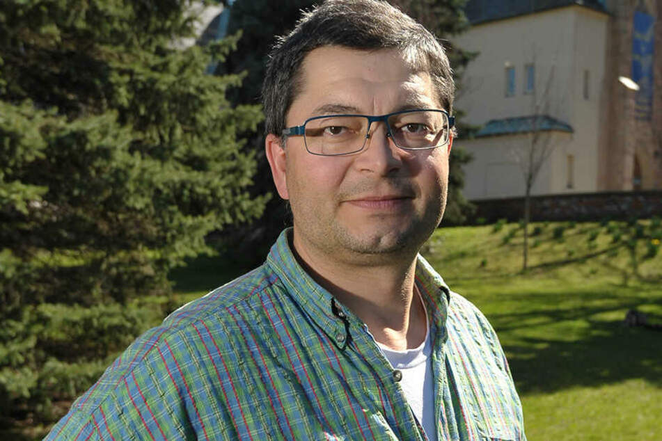 Jugendpfarrer Holger Bartsch (48) plädiert für die Konfirmation.