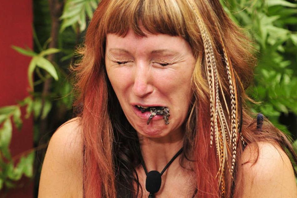 Das Insekten-Futtern hat ein Ende: Hanka Rackwitz (47) hat nach ihrer Dschungel-Teilnahme Großes vor.