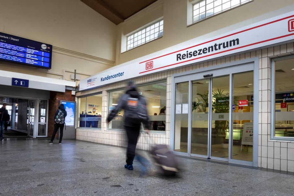 Chemnitz: Rückzug aus dem Chemnitzer Haupbahnhof: Deutsche Bahn gibt Reisezentrum ab