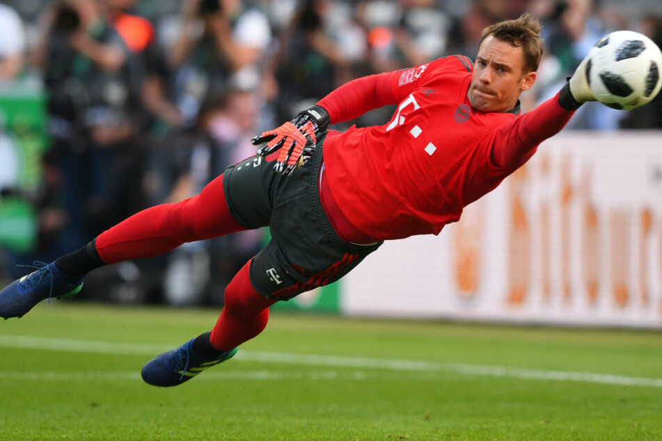 Schlussmann Manuel Neuer hat ebenfalls eine Vergangenheit beim FC Schalke 04.