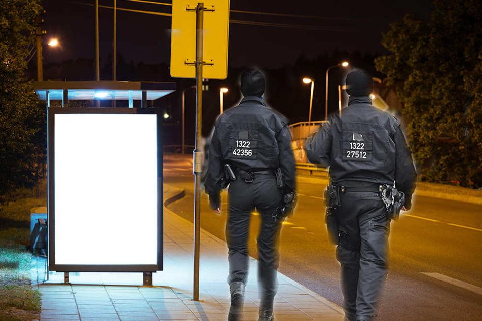 An einer Bushaltestelle in Radeberg ging der Polizei ein Exhibitionist ins Netz.