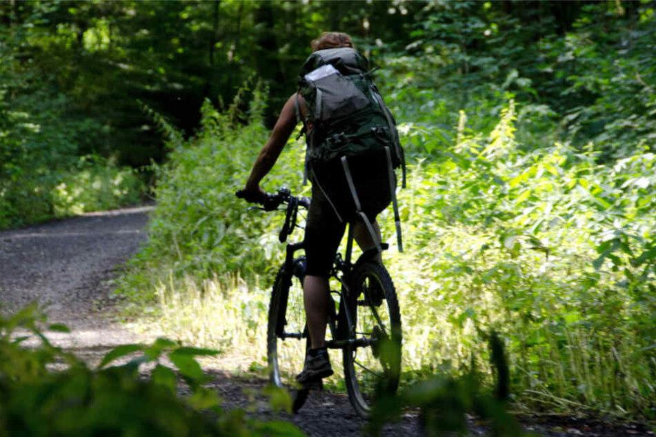 Eine Radtour ins Grüne empfiehlt der Deutsche Fahrradclub (Symbolbild).