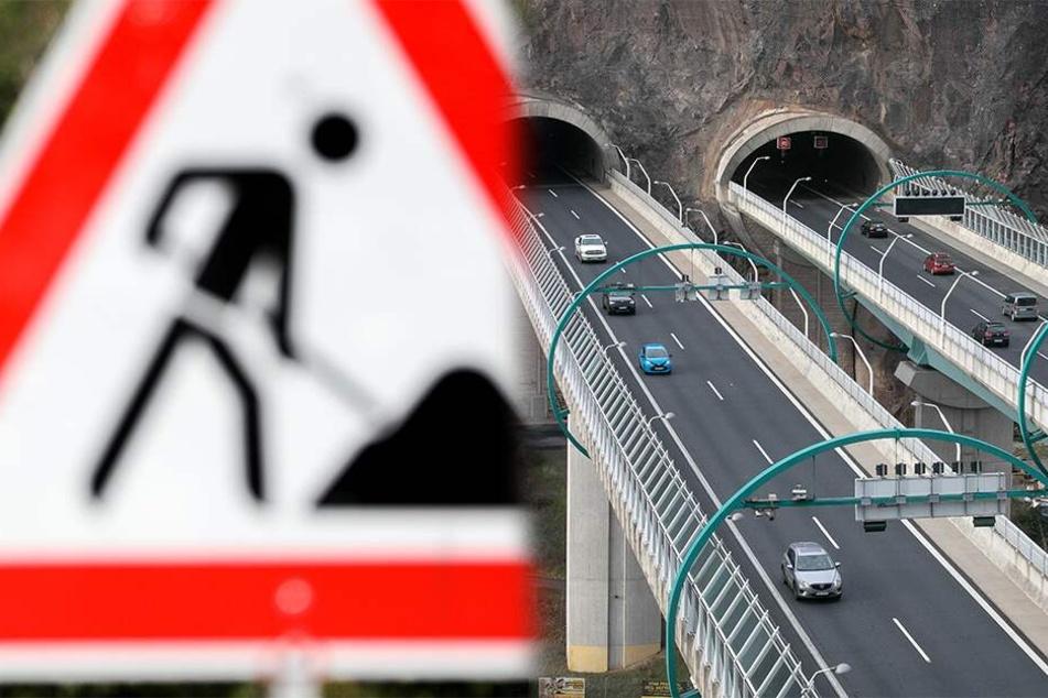 Dresden: Autobahnbaustellen: Hier wird's rund um Dresden eng