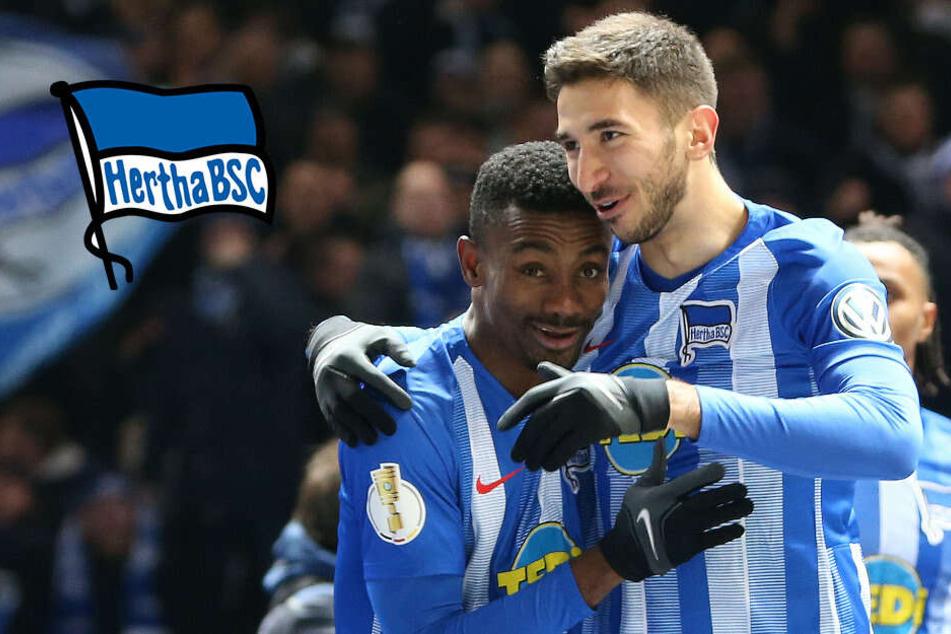 Liverpool oder doch Berlin? Grujic macht Hertha-Fans Hoffnung