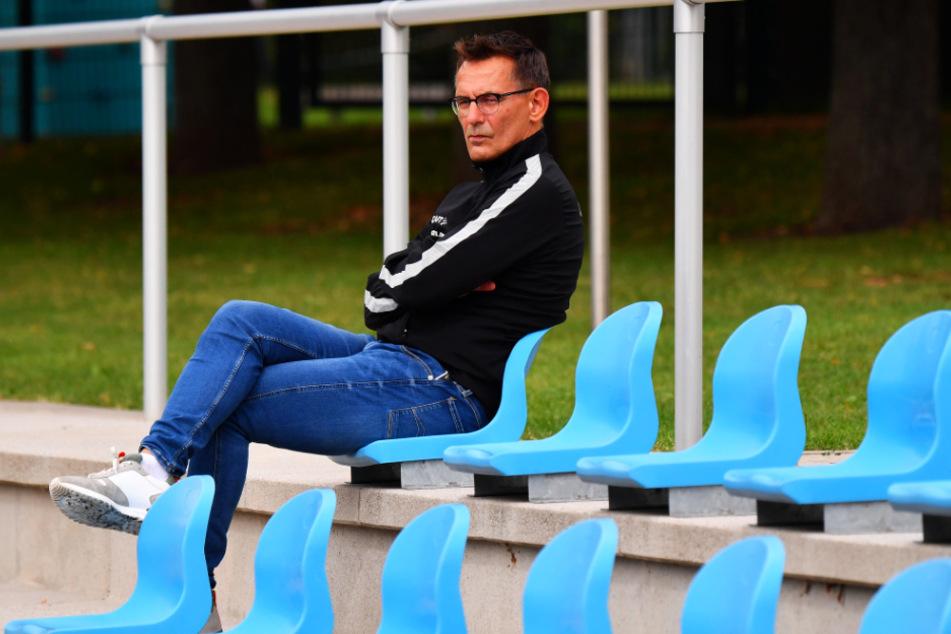 Michael Born (52) ist nach knapp viereinhalb Jahren nicht mehr kaufmännischer Geschäftsführer von Dynamo Dresden.