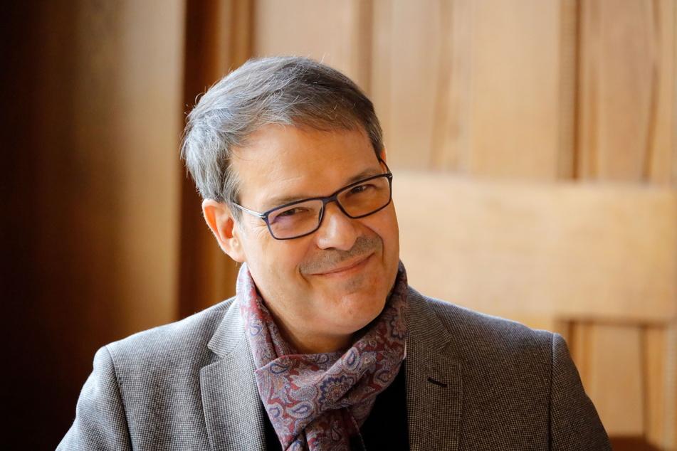 Christoph Dittrich (55) wird bis 2028 Generalintendant am Theater Chemnitz bleiben.
