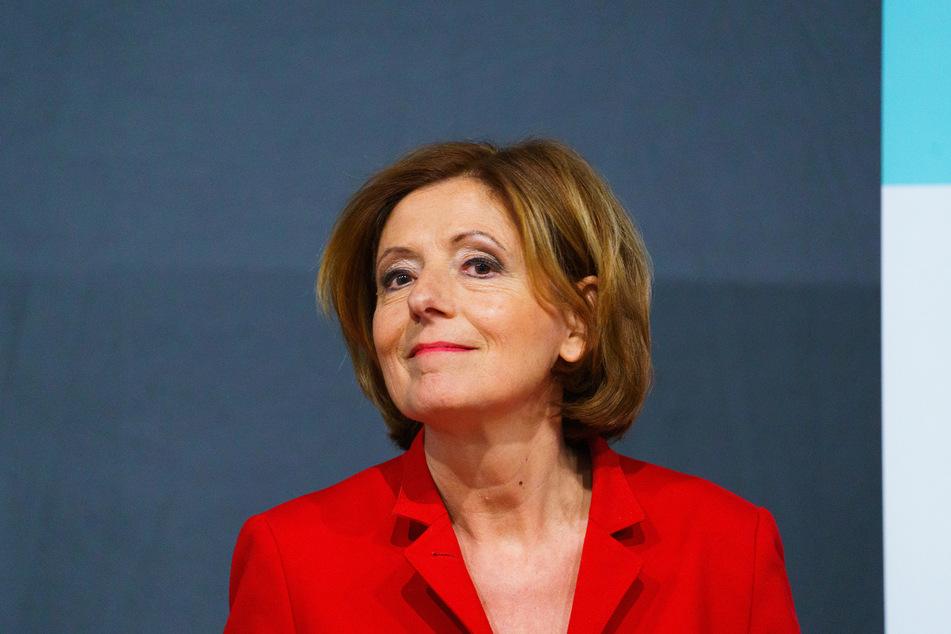Die Ministerpräsidentin von Rheinland-Pfalz, Malu Dreyer (60, SPD), stellte am Dienstag weitere Öffnungsschritte vor.