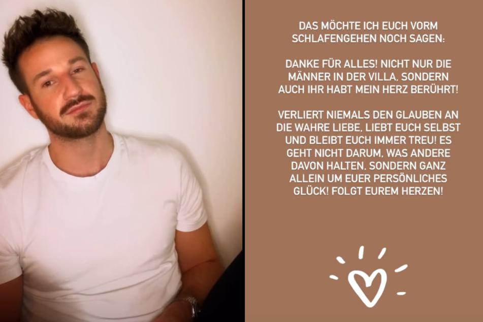 """Alexander Schäfer (30) glaubt nach """"Prince Charming"""" weiter an die Liebe."""