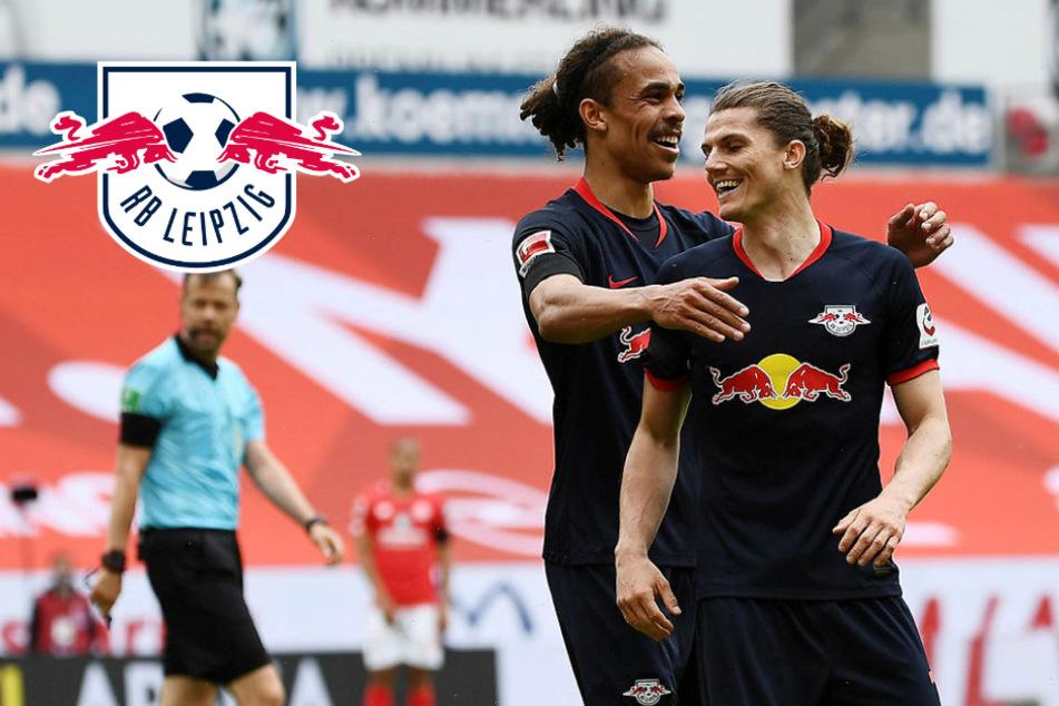 Bundesliga-Spielplan fix: RB Leipzig startet erstmals mit Heimspiel