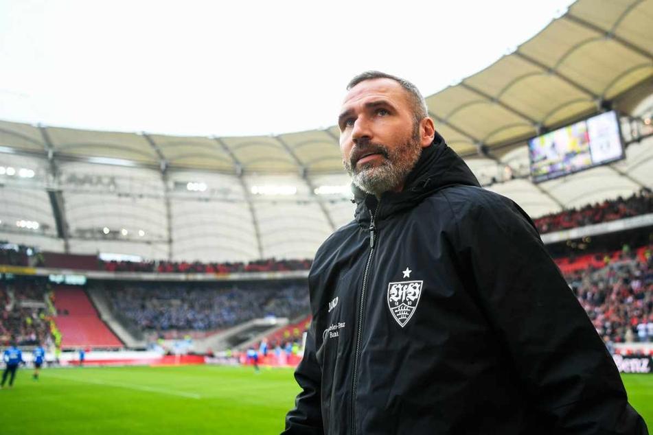 Tim Walter (46) geht als neuer HSV-Trainer in die Saison.