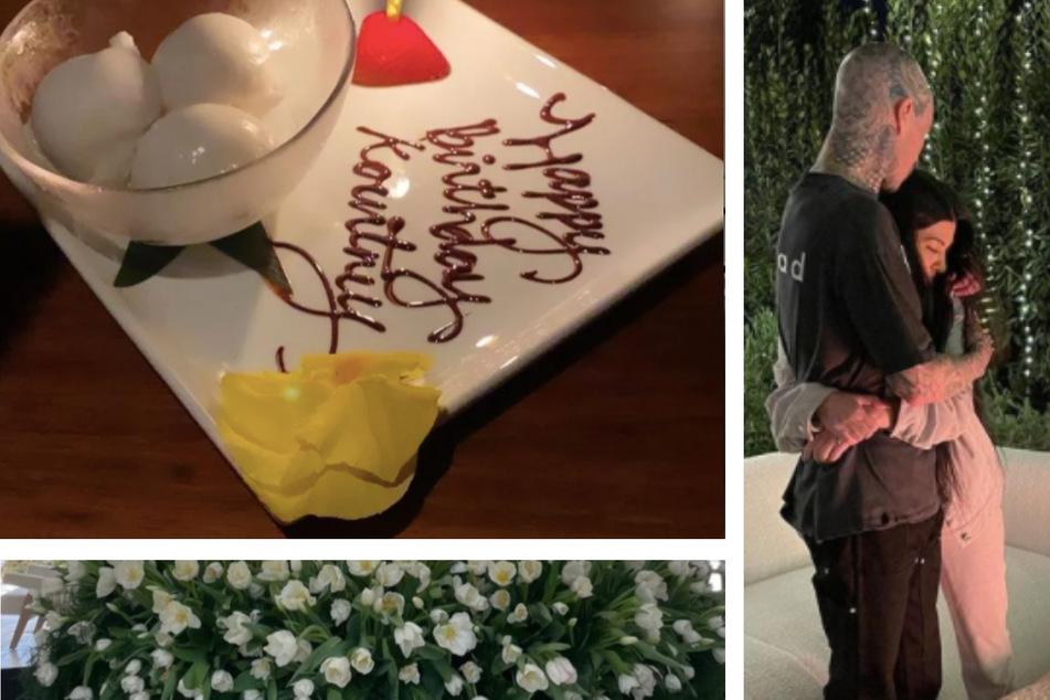 Travis Barker spoils Kourtney Kardashian with an unbelievable birthday gift