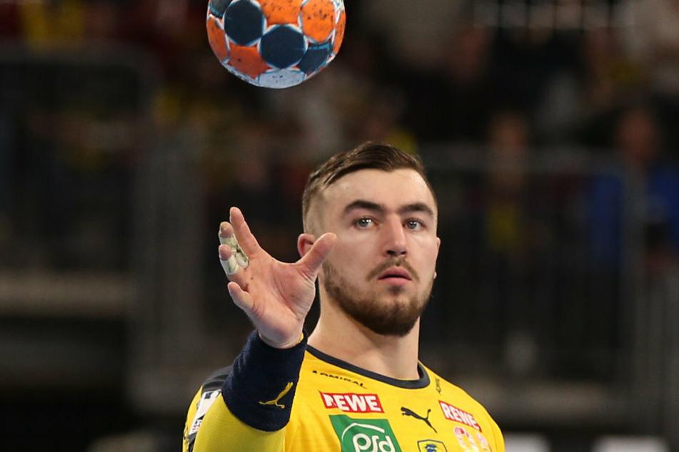 NationalspielerJannik Kohlbacher.