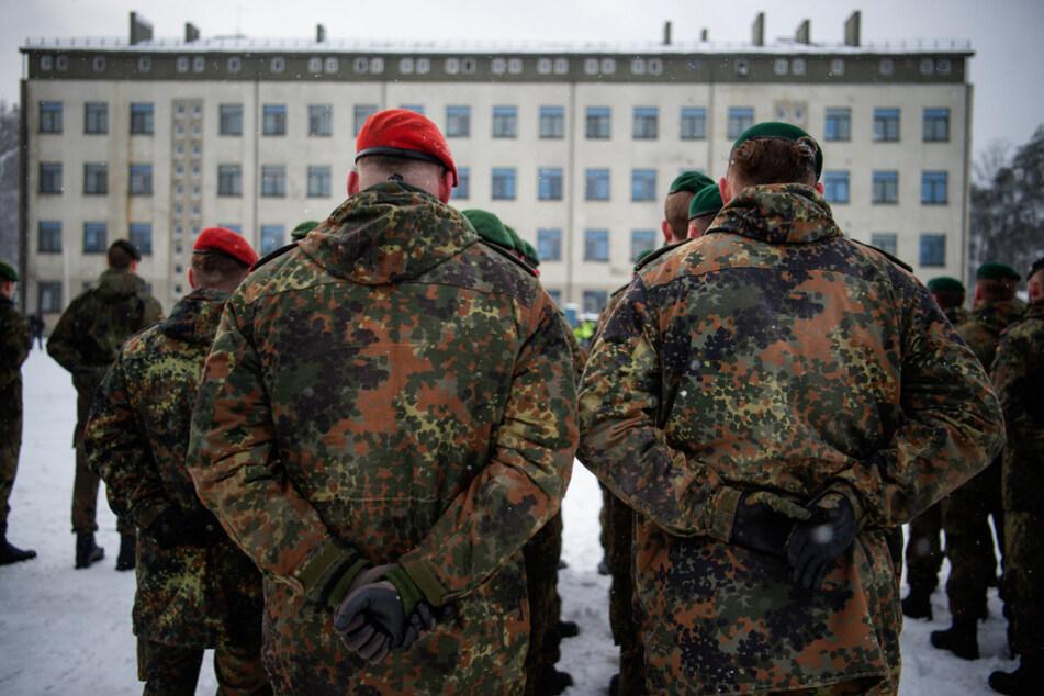 Die Bundeswehr ist in Litauen im NATO-Einsatz. Dabei kam es jüngst zu einem Skandal. (Archivbild)