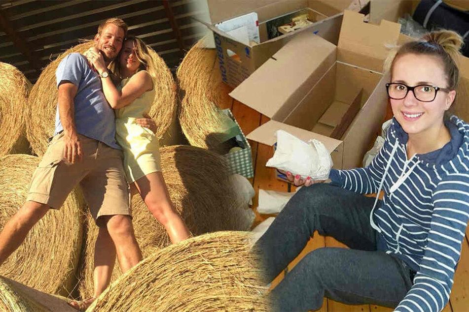 Der Umzug von Essen nach Nambia läuft auf Hochtouren. Danach soll die Fernbeziehung von Anna und Gerald ein Ende haben.