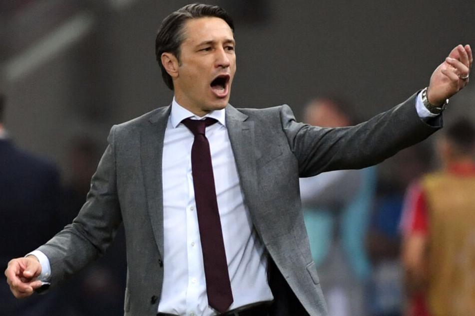Bayern-Trainer Niko Kovac holte einmal mehr zum Rundumschlag aus.