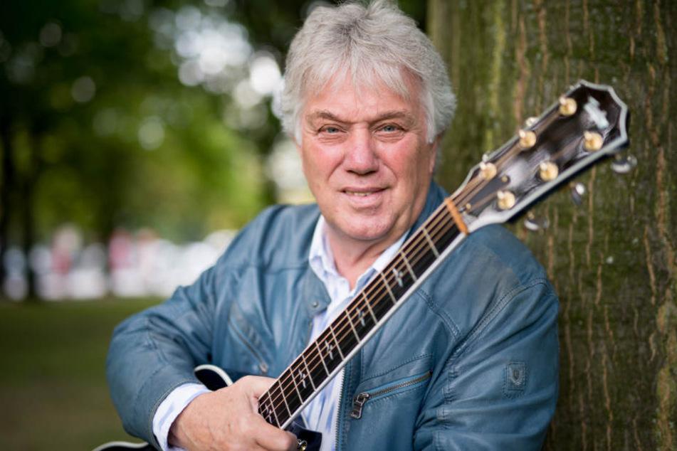 Rolf Zuckowski hat viele Kinder-Lieder geschrieben, die sehr bekannt sind (Archivbild).