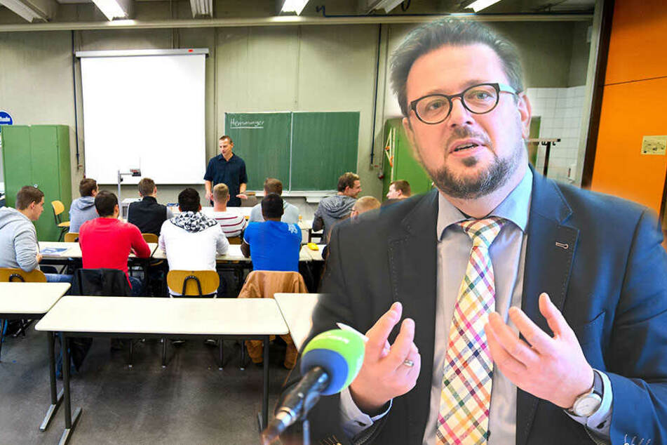 Lob und Tadel für Sachsens Schulpolitik