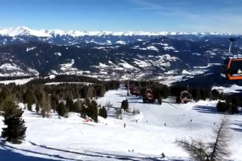 Der Kreischberg ist bei Skifahrern beliebt.