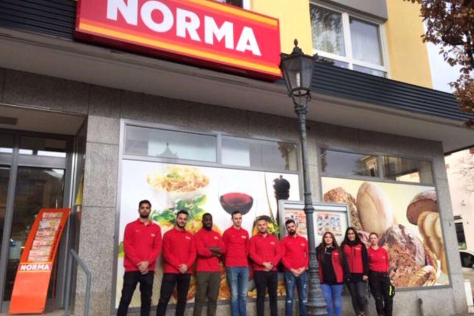 Alle wollen am Montag zu Norma in Wuppertal! Das ist der Grund