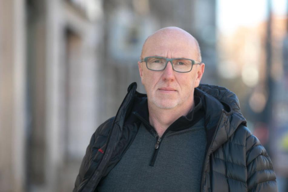 Veit Böhm (54, CDU) fordert vom OB ein Konzept, wie auch bei der BRN Abfall vermieden wird.
