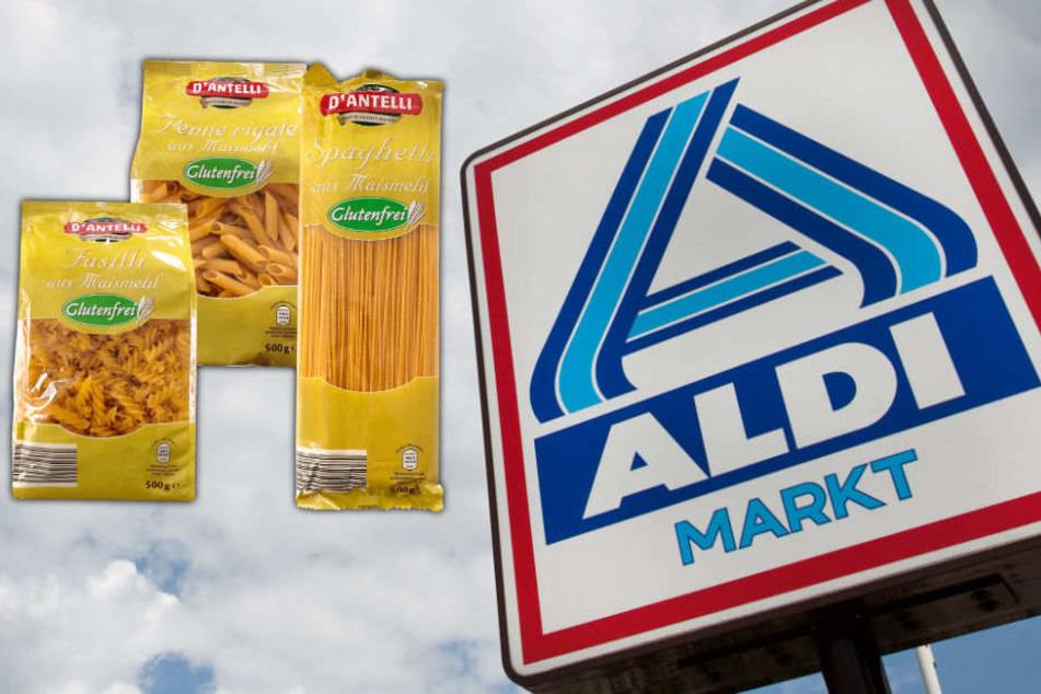 Rückruf bei Aldi: Vorsicht vor dieser Pasta!