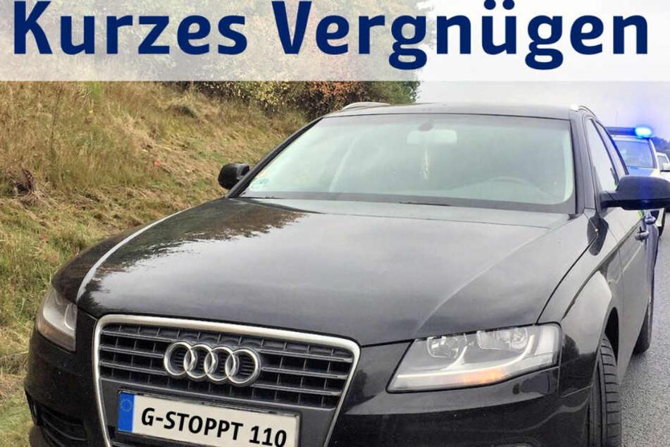Humor hat die Berliner Polizei...