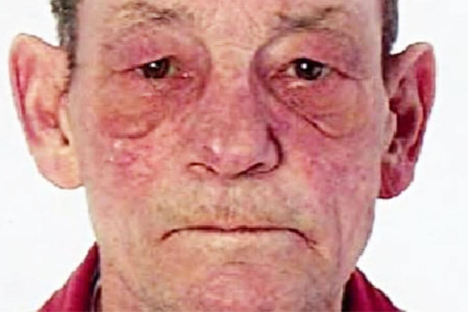 Der Rentner Hans-Günter Z. wurde Opfer eines Tötungsdelikts.