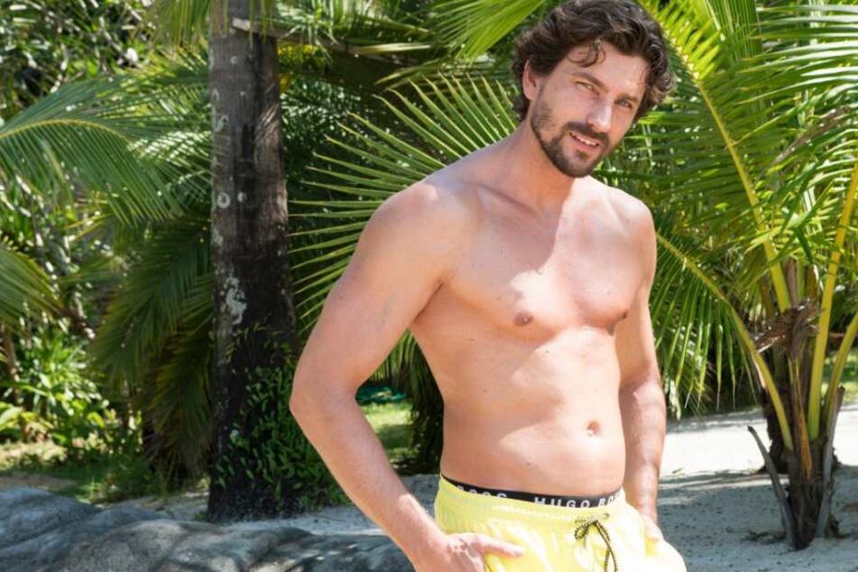 """Bei """"Temptation Island"""" sucht Benjamin eine Frau, die ebenso sportlich und sympathisch ist wie er."""