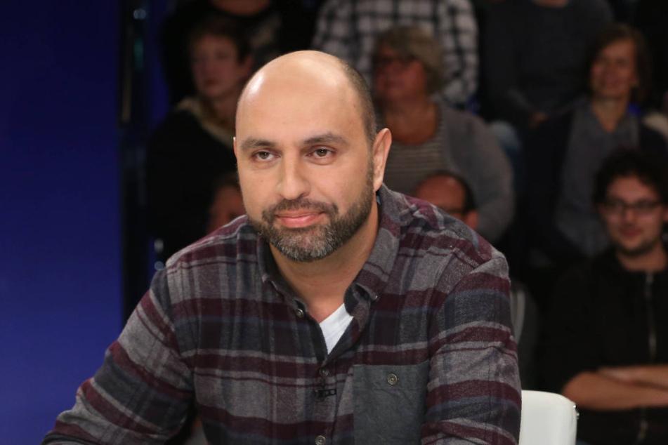 Der Kabarettist und Schriftsteller Serdar Somuncu will Deutschlands erster türkischer Bundeskanzler werden.