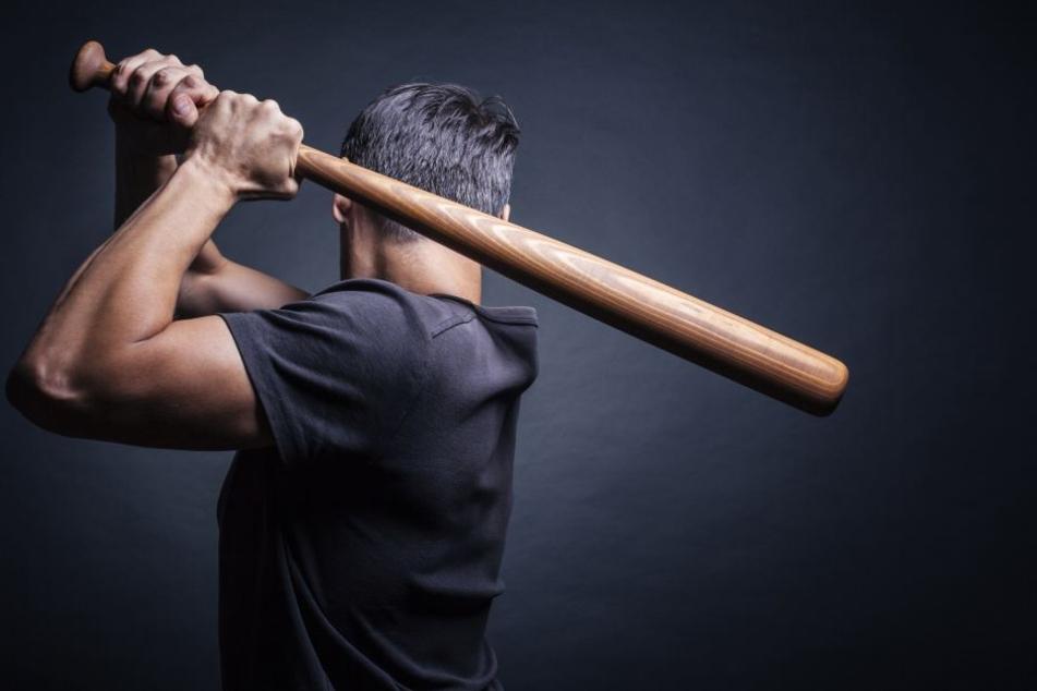 Bei der Auseinandersetzung soll auch ein Baseballschläger eingesetzt worden sein (Symbolbild).
