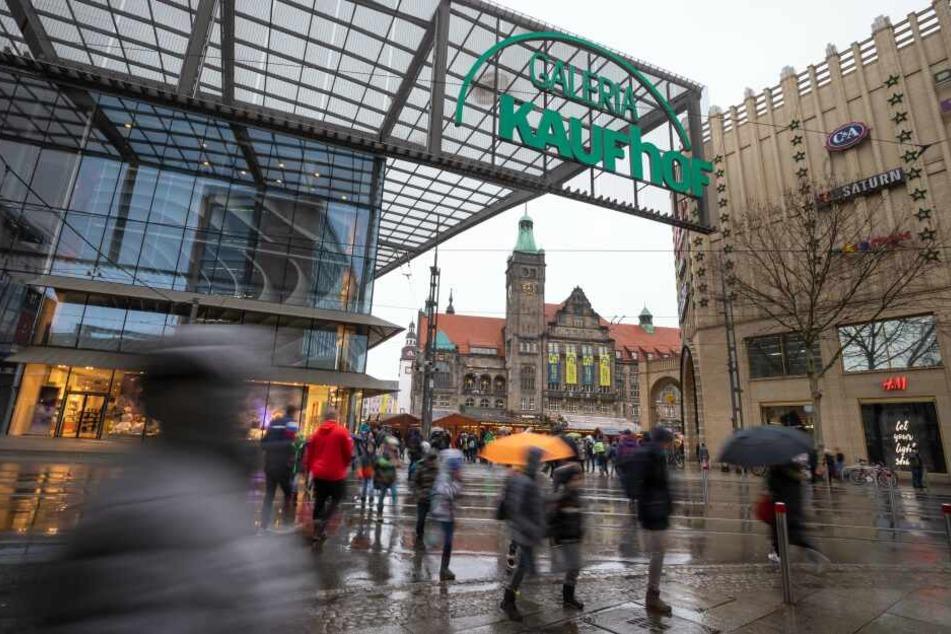 Das Chemnitzer Adventsshopping wird dieses Jahr nur in der Innenstadt stattfinden.