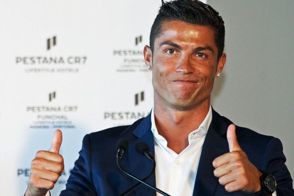 Zwillinge für Ronaldo? Jetzt meldet sich Cristiano