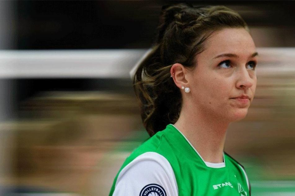 Die Amokfahrt in Münster hat für Volleyballerin Chiara Hoenhorst traurige Auswirkungen.
