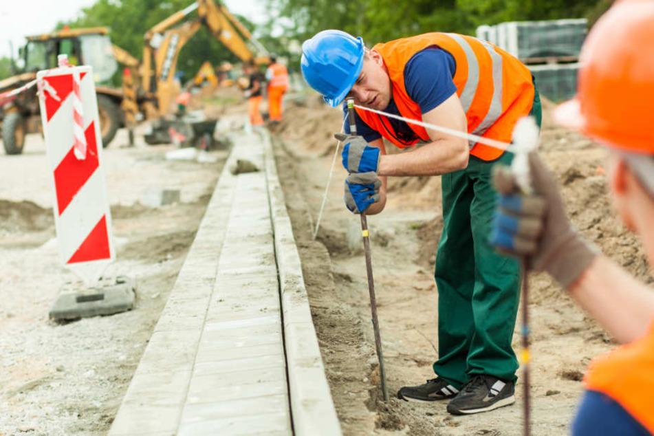 Achtung Autofahrer: Hier gibt es in der kommenden Woche Staus wegen Bauarbeiten