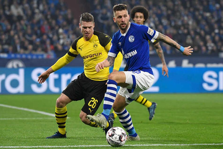 Ausnahmezustand im Ruhrpott! Am 31. Spieltag der Fußball-Bundesliga empfängt Borussia Dortmund den FC Schalke 04.