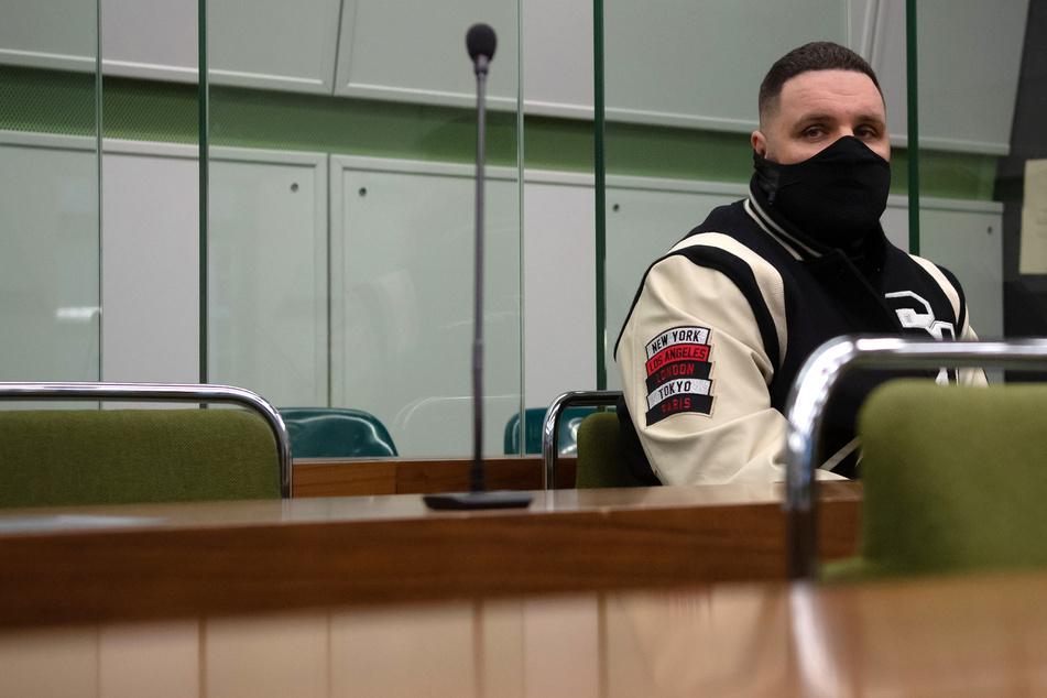 Rapper Fler (38) steht am Freitag wieder vor Gericht.