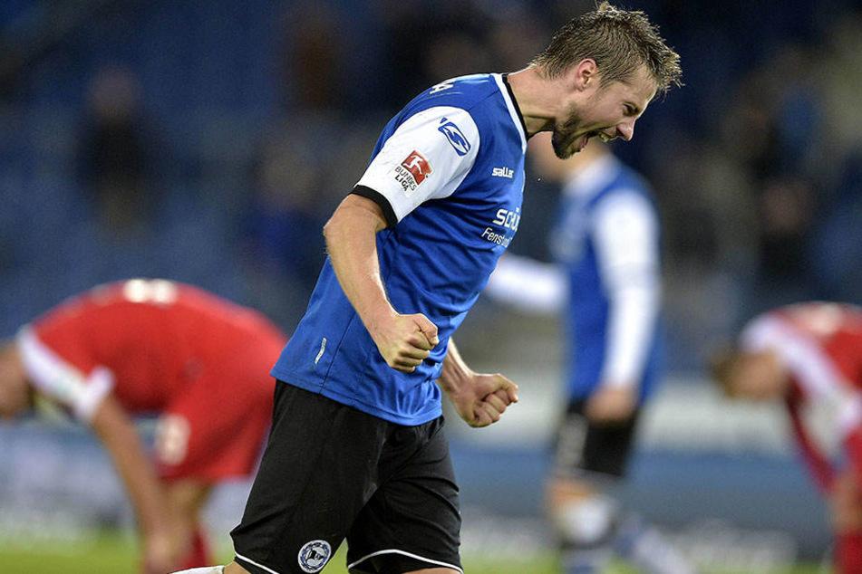 Julian Börner (26) kehrt nach Krankheit zurück ins Aufgebot des Clubs.