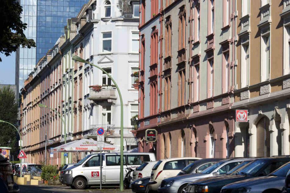 Wohnen im Herzen von Frankfurt ist teuer.