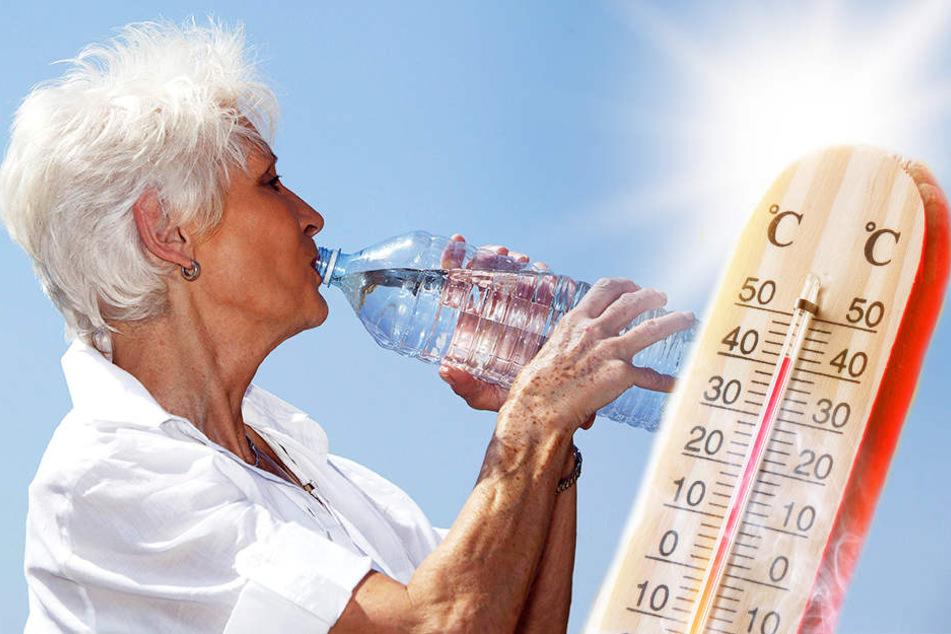 So riskant ist die Sommer-Hitze für Senioren