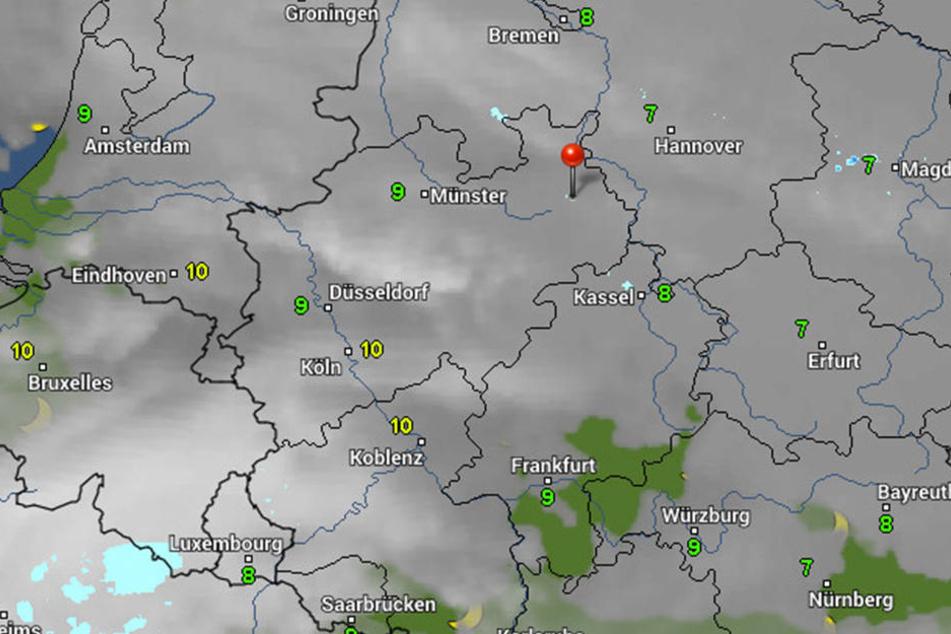 Viele Wolken zeigen sich Freitag und Samstag. Am Sonntag darf man sich dann über Sonne freuen.